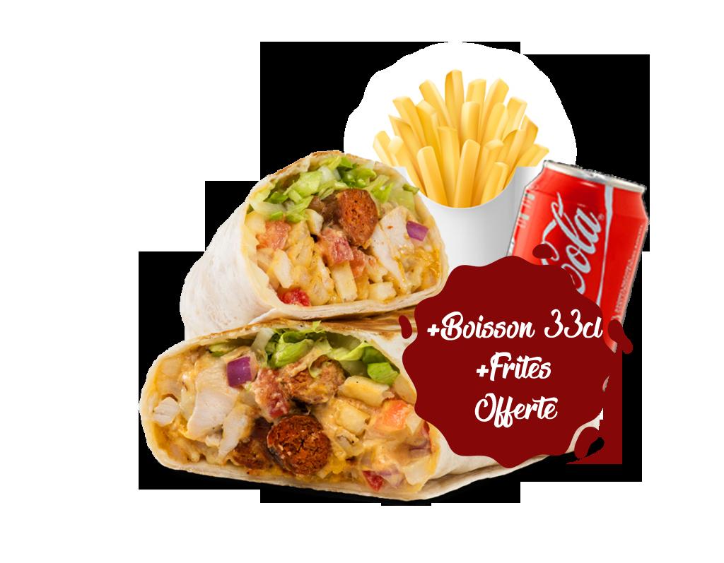 menu tacos